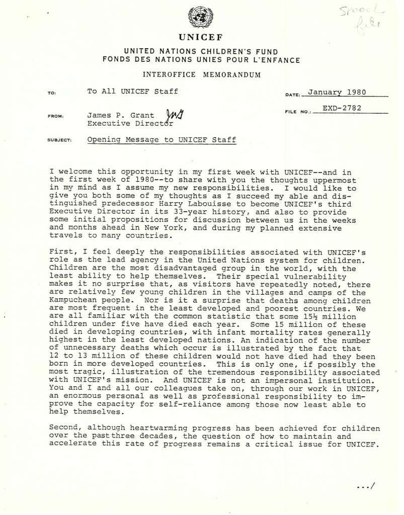 Opening-message-to-UNICEF-staff-James-Grant-Executive-Director-January-1980_Page_1